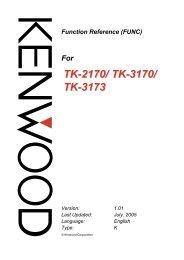 TK-2170/ TK-3170