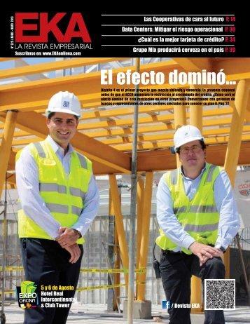 El efecto dominó... - Revista Empresarial EKA