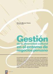 Gestión de la diversidad cultural en el entorno de negocios ... - Esan
