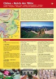 China – Reich der Mitte