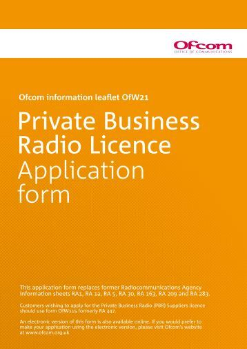 business licensing personal premises licences