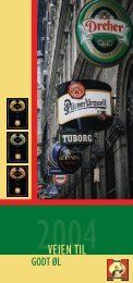 Vejen til godt øl 2004 - Danske Ølentusiaster