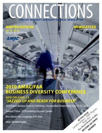Winter 2010 Connections Newsletter - AMAC