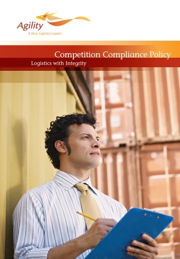 COMPETITION COMPLIANCE POLICY - Final.cdr - Agility
