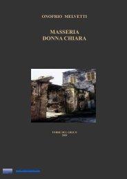 MASSERIA DONNA CHIARA.pub - Vesuvioweb