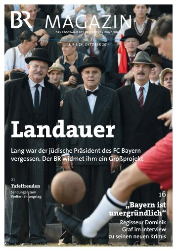BR-Magazin 21/2014