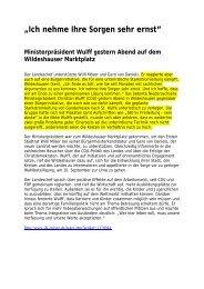 Delmenhorster Kreisblatt vom 31.08.2006 - Interessengemeinschaft ...