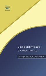 1998 - Competitividade e Crescimento - CNI