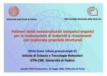 Incontro CRUI-Finmeccanica, 24 maggio 2006, Politecnico di Torino