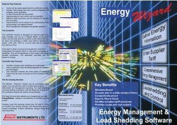 Energy Wizard Brochure - Intech Instruments Ltd