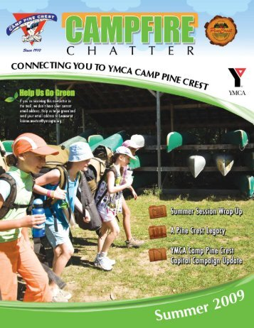 Summer 2009 - YMCA of Greater Toronto