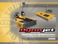 Why Is A Dynojet Dyno The Most Accurate ... - Dynojet Research