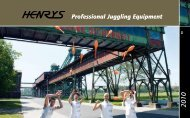 Professional Juggling Equipment - Henrys