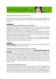 Unkonventionelles Erdgas - Wibke Brems