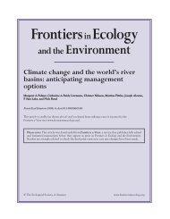 Palmer et al 2007 Climate Change and World's River Basins.pdf