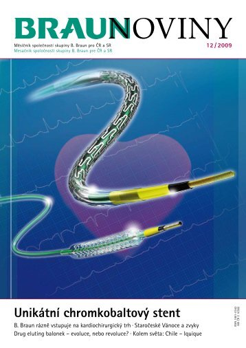 PDF, 2 MB - Braunoviny - B. Braun Medical sro