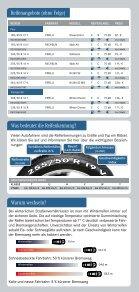 Reifenpreisliste Herbst/Winter - Seite 2