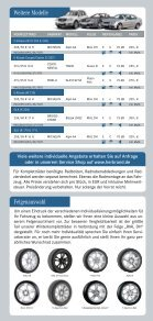Reifenpreisliste Herbst/Winter - Seite 6