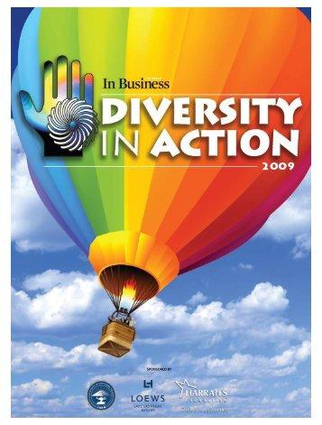Diversity in Action - Las Vegas Sun