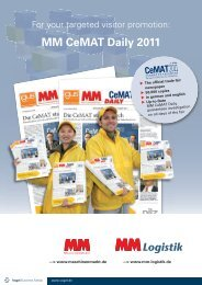 MM Cemat Daily 2011