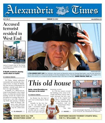 This old house - Alexandria Times