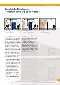 Rauchschaltanlagen für Feuerschutzabschlüsse - Herling ... - Seite 5