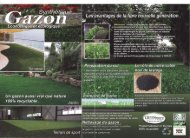 Notice Fabricant - Loisir-jardin