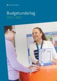 Budgetunderlag_2015-2017