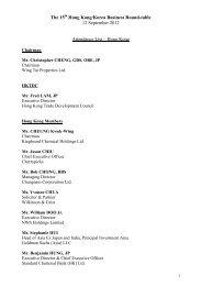 List of Attendance