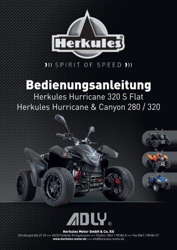 Handbuch - Herkules Motor