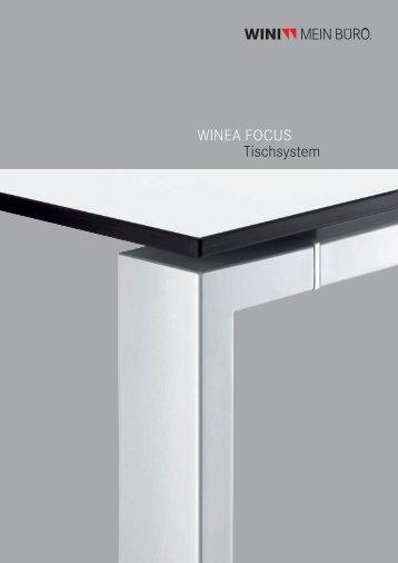 WINEA FOCUS Tischsystem - Heinze.de