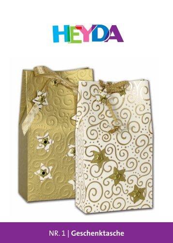NR. 1 | Geschenktasche - Heyda