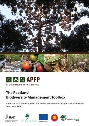 The Peatland Biodiversity Management Toolbox - Peat Portal