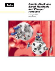 Flanged Products - regula servis