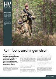 Hv-bladet 0311 rettelse - Heimevernet - Forsvaret