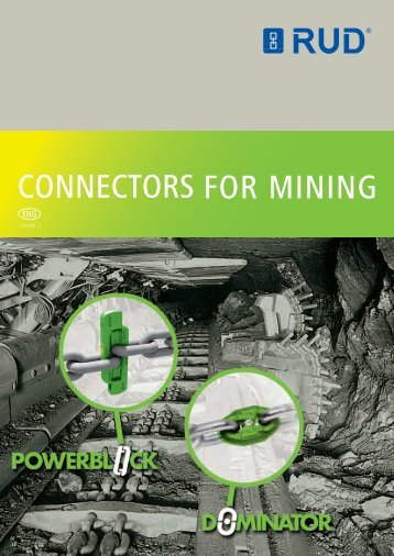 CoNNECtors For miNiNG - RUD