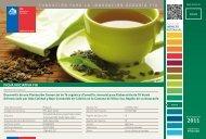 (Camellia sinensis) para Elaboración de Té Verde Diferenciado - Fia