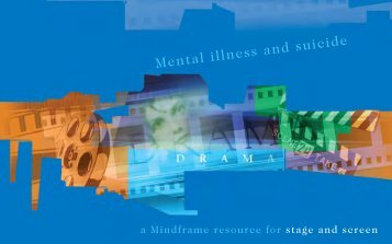 Mindframe - Mental illness and suicide - International Association for ...