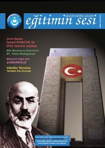 Başörtüsü İdeolojik - Türk Eğitim-Sen