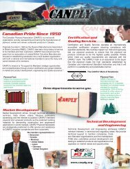 (1.3 Mb) Canadian Plywood Association Corporate Brochure