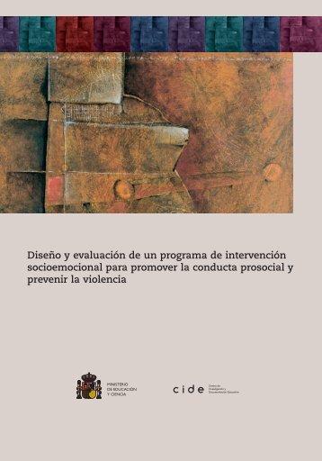 Premio 2OO3 MEC Programa 10-12
