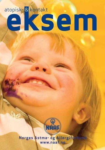 naaf eksembrosjyre - Norges Astma- og Allergiforbund