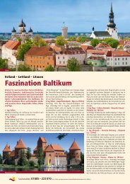Faszination Baltikum