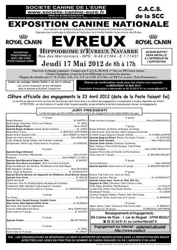 centrale canine jarville
