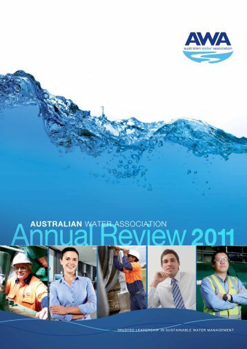 seCTOR - Australian Water Association