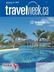 Multi-generational travel made easy with Sparkling ... - Travelweek