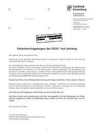 FKE-Patientenfragebogen DGSS - Extern.fachklinik-enzensberg.de
