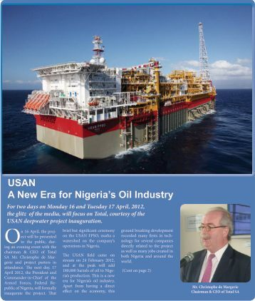 the nigeria oil industry essay This study is aimed at assisting accounting practices operated in the oil and gas industry in nigeria particularly to examine the major problems of accounting in the nigerian oil industry.