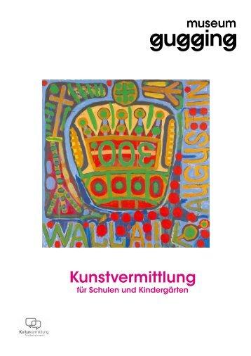 Kunstvermittlung - Museum Gugging
