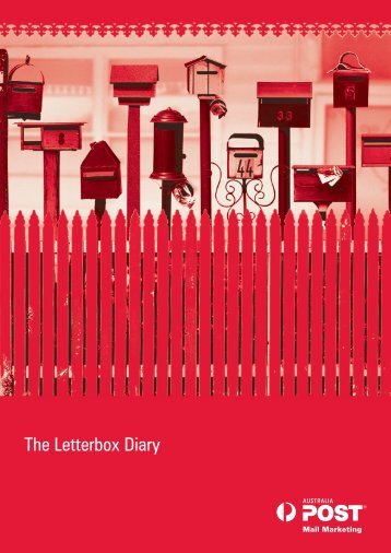 letterbox diary - Our Community